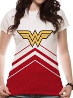Destockage t-shirts Wonder Woman licence officielle