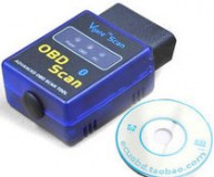 Super Mini ELM327 OBD2 OBD-II V1.5 Bluetooth Voiture Auto Car Diagnostic Scanner