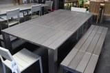 Table rectangulaire Epure de Fabrication Hédone Réf : V2RT07T4