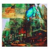 Tableau déco américaine Times square USA