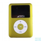 Plug-in de carte Micro SD TF lecteur mp3 Lecteur de musique (2 Go) - vert