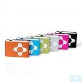 TF Card Reader Lecteur MP3 / 6 couleurs disponibles 4 Go- Vert, bleu