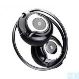 Sport-forme stéréo Bluetooth MP3 (Silver) (4 Go)