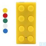 TF Card Reader Lecteur MP3 modèle de Lego -4 Go- Bleu, vert