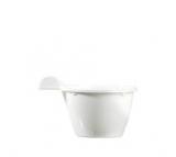 200 Tasses à café blanches 20cl jetables