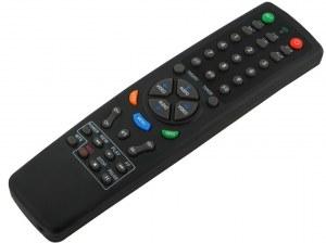 Télécommande universelle 12 en 1 HDEO Multi fonction DVD,TV,SAT,VCR