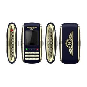 Mini téléphone clé de voiture BENTLEY