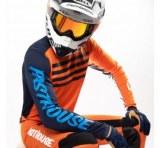 Lot de tenues (maillots pantalons gants) motocross / enduro / VTT / BMX Fasthouse
