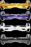 Hoverboard 6.5 - bluetooth - led - Télécommande - Sac