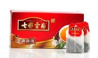 Pu erh vert du Yunnan parfumé au jasmin en sachets