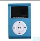 Plug-in de carte Micro SD TF lecteur de carte lecteur mp3 musique - bleue