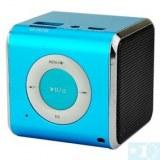Rechargeable w / FM / TF / USB / audio 3.5 mm Lecteur MP3 Haut-parleur