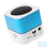 Mini haut-parleur Amplificateur Lecteur MP3 Micro SD TF USB Disk