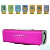 Angel Music Mini haut-parleur portable Lecteur SD / TF pour PC iPod MP3