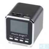 Micro SD TF USB Mini haut-parleur stéréo Musique Lecteur MP3 Radio FM