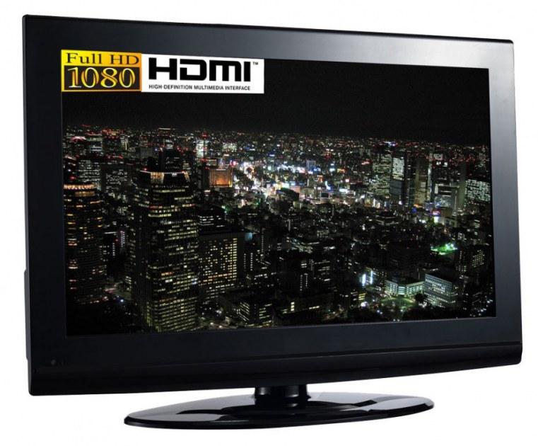 tv lcd full hd 37 pouces 94 cm hdmi sans tnt destockage grossiste. Black Bedroom Furniture Sets. Home Design Ideas