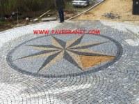 Pavé granit 10x10cm
