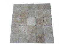 Travertin Classique 15x15 1 cm Commercial EN STOCK