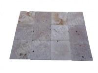 Travertin Classique 30x30 1 cm Antique Commercial En Stock