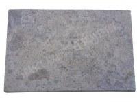 Travertin Silver Margelle 40x60 3 Arrondi 1er Choix EN STOCK