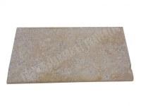 Travertin Jaune Nez de Marche 30x60 5 cm Ogee EN STOCK