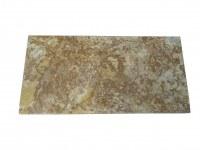 Travertin Jaune Couvertine 30x60 3 cm Ogee EN STOCK