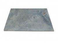 Travertin Silver Margelle 40x60 3 cm Ogee 1er Choix EN STOCK