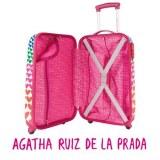 "Trolley ""Harsar Agatha Ruiz de la Prada"" en Polycarbonate - Objet publicitaire AVEC ou..."