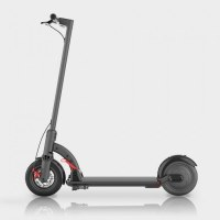 Livraison du trottinette électrique scooter Gofunsport N4 350W depuis un entrepôt français