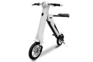 Trottinette électrique avec selle - e-nova - 30 km d'autonomie - 25 km/h - 250 watts -...