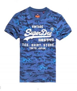Lot de Tee-Shirt SuperDry