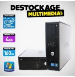 UNITE CENTRALE DELL GX780 CORE 2 DUO VPRO WIN 7 PRO