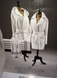 Lot destockage peignoirs homme luxe de la marque Emanuel UNGARO 200 pièces
