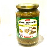Slata Méchouia à l'huile d'olives