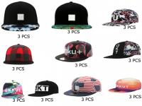Lots de casquette unkut