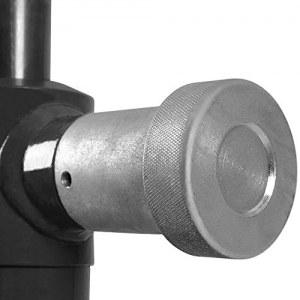 Vérin de transmission télescopique hydraulique kraftmuller avec pédale 0,5 tonne