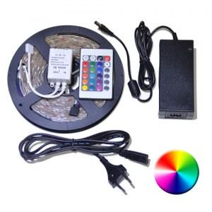 Rouleaux Led 5 métres / 2 métre RGB