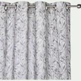 Lot de rideaux à œillets en coton ALINEA
