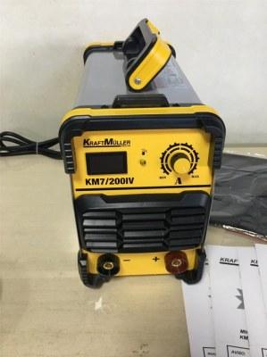 Poste à souder KRAFTMULLER avec/sans gaz - technologie IGBT/ MIG/200MI-160A-230F-WSE250...