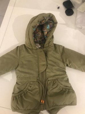 Lot de vêtement Benetton pour enfant