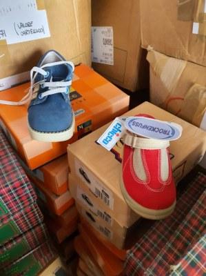 Lot de chaussure enfant CHICCO