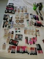Stock de cosmétique