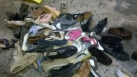 Grossiste Friperie Chaussures export
