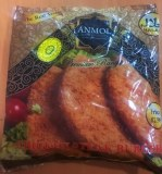 Vente de stock de 9 palettes de Chicken Burger