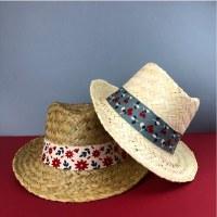 Chapeau avec bandeau 100% personnalisable