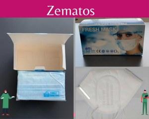 Destockage/Masques Chirurgical medical type II Norme EN14683
