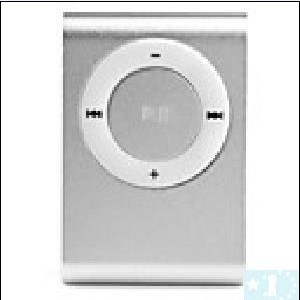 Aluminium TF / Micro SD Card Reader Lecteur MP3 4 Go