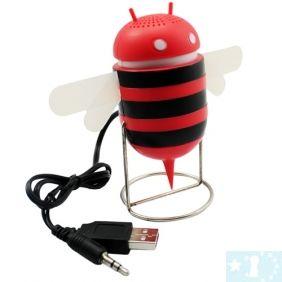 Abeille Mini USB Musique forme pour le Président Latop Tablet PC MP3
